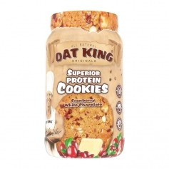 OAT KING Protein Cookies Backmischung, Cranberry White Chocolate