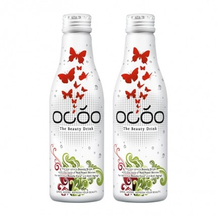 2 x OCÓO - The Beauty Drink, Flasche