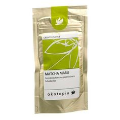 Ökotopia Matcha Maru Organic Green Tea Powder