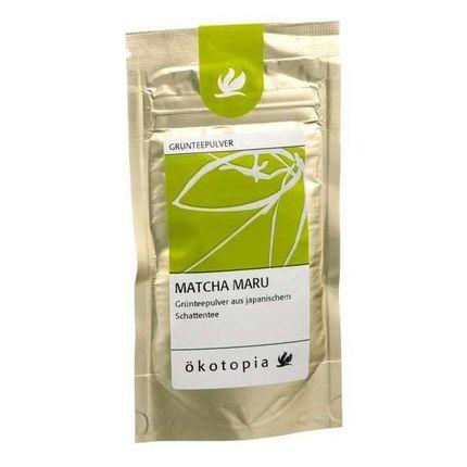 Ökotopia Matcha Maru Organic Green Tea Powder