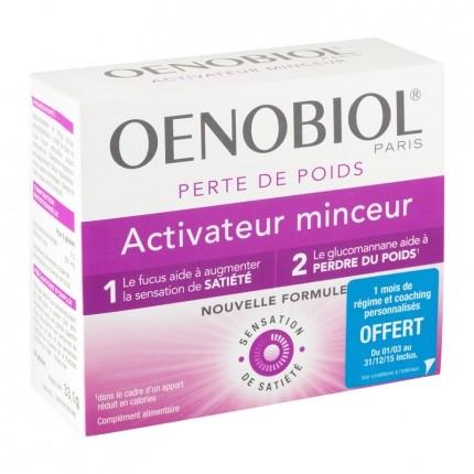 Oenobiol Activateur minceur gélules