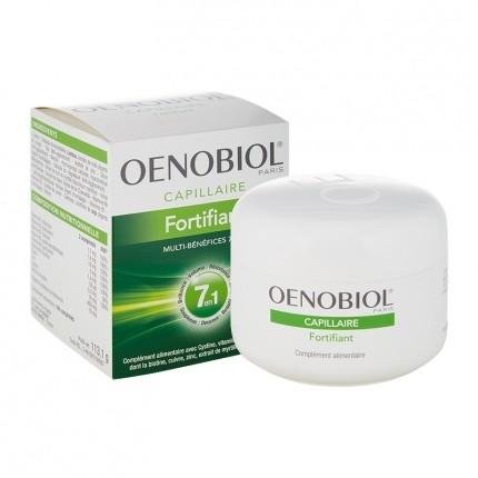 Oenobiol, Capillaire -Fortifiant nouvelle formule lot de 2+1