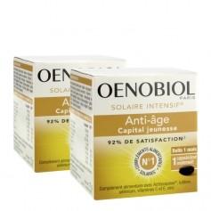 Oenobiol Solaire intensif anti-age lot de deux