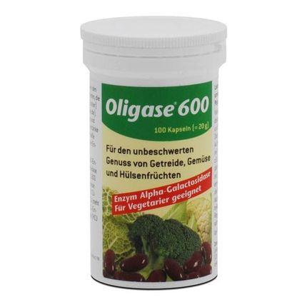 Oligase 600 (100 Kapseln)