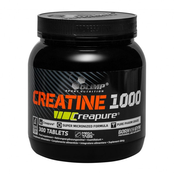 Olimp Creatine 1000, Tabletten