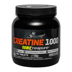 Olimp Creatine 1000, tabletter