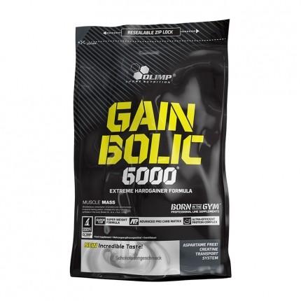 Olimp Gain Bolic 6000, Schokolade, Pulver