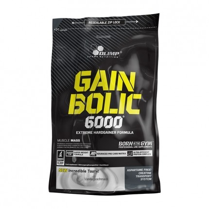 Olimp Gain Bolic 6000 Vanilla Powder