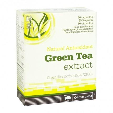 Olimp Green Tea, kapslar