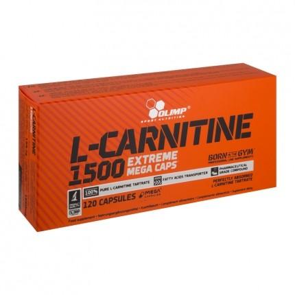 Olimp L-Carnitine 1500 Extreme, Kapseln