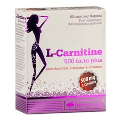 Olimp L-Carnitine 500 Forte Plus Capsules
