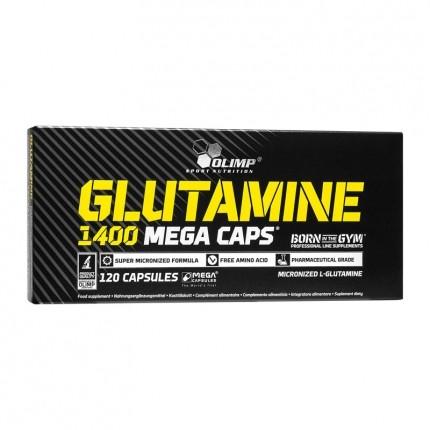 Olimp L-Glutamine Mega Caps, Kapseln