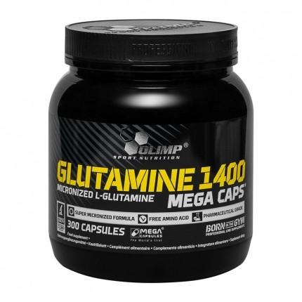Olimp L-Glutamine Mega Caps Capsules