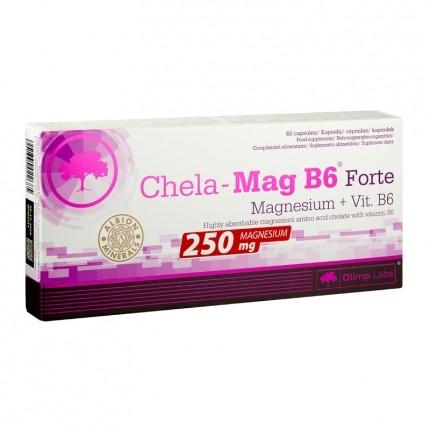 Olimp Labs Chela-Mag B6, Kapseln