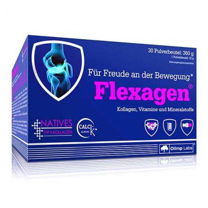 Olimp Labs Flexagen, Pulverbeutel