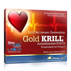 Olimp Labs Gold Krill, kapslar