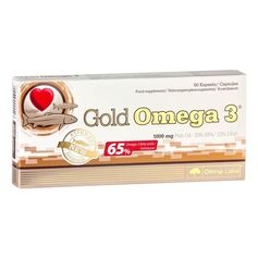 Olimp Omega-3 1000 MG, kapslar