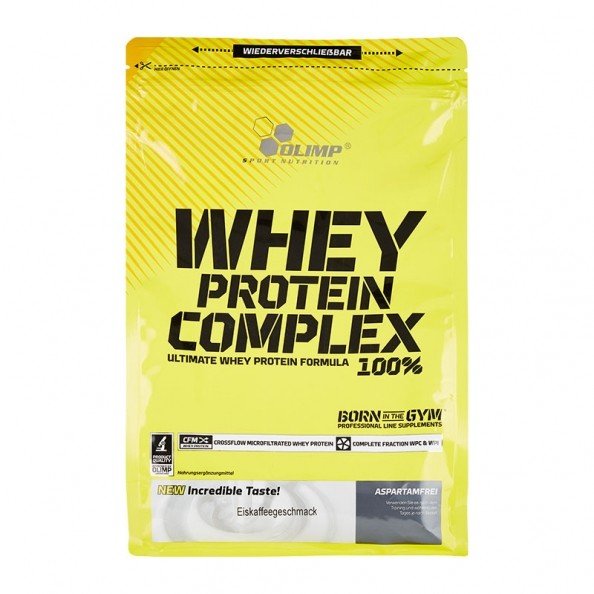 olimp whey protein complex 100 ice coffee powder. Black Bedroom Furniture Sets. Home Design Ideas