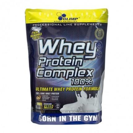 Olimp Whey Protein Complex 100% Schokolade, Pulver
