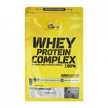 Olimp, Whey Protein Complex 100% vanille, poudre