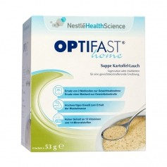 OPTIFAST home Suppe Kartoffel-Lauch
