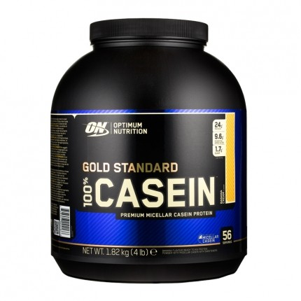 Optimum Nutrition 100% Casein Banana Cream, Pulver