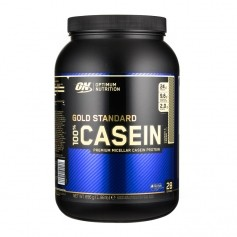 Optimum Nutrition 100% Casein Cookies & Cream, Pulver