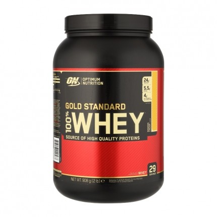 Optimum Nutrition Optimum Nutrition 100% Whey Gold Standard Protein Banana, Pulver