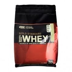 Optimum Nutrition 100% Whey Gold Standard Vanilla, Pulver