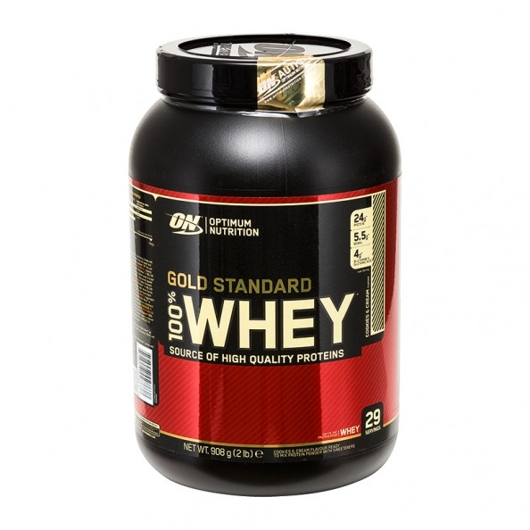 Optimum Nutrition 100% Whey Gold Protein Cookies & Cream