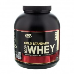 Optimum Nutrition 100% Whey Gold Standard Protein Vanilla Ice Cream, Pulver