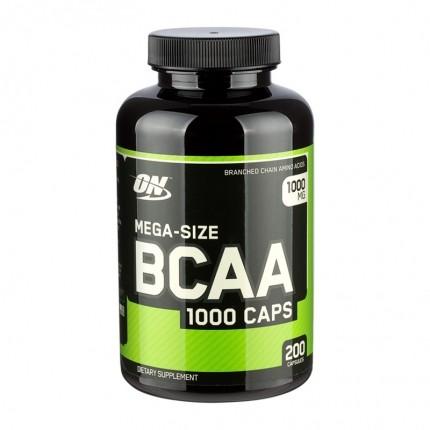 Optimum Nutrition BCAA 1000, kapslar
