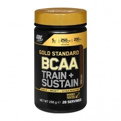 Optimum Nutrition BCAA Train+Sustain, Cola