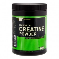 Optimum Nutrition Creatin, Pulver