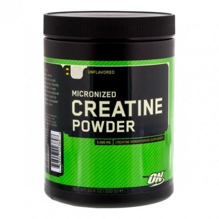 Optimum Nutrition Creatin, Pulver