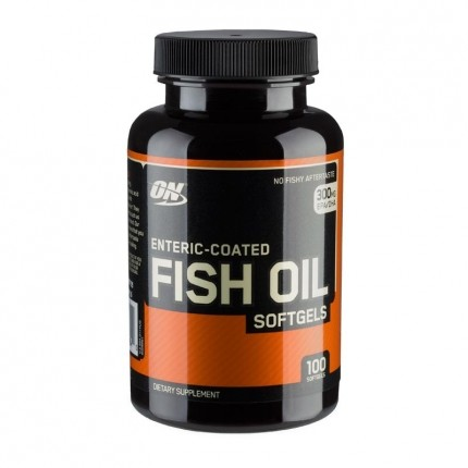 Optimum Nutrition Optimum Fish-Oil, Kapseln
