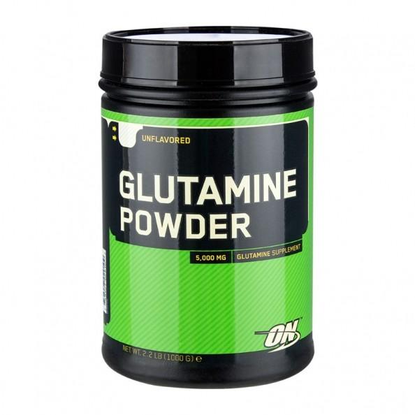 optimum nutrition glutamin glutamin 1000 g bei nu3. Black Bedroom Furniture Sets. Home Design Ideas