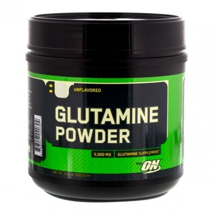 Optimum Nutrition Glutamin, pulver