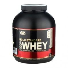 Optimum Nutrition Gold Standard 100% Whey Protein Cookies & Cream Powder