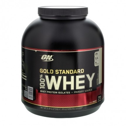 Gold standard whey protein chocolate