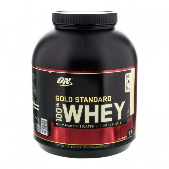 Optimum Nutrition 100 Whey Gold Standard Protein