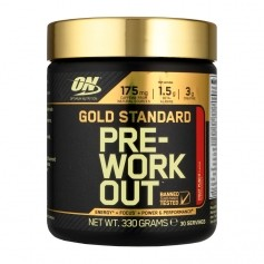 Optimum Nutrition Gold Standard Pre Workout - Fruit Punch DE Version