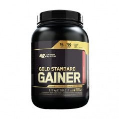 Optimum Nutrition GS Gainer, Erdbeere
