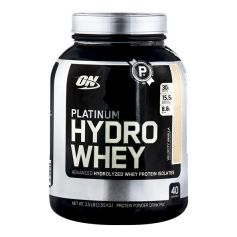 Optimum Nutrition Hydro Whey Vanilla, pulver