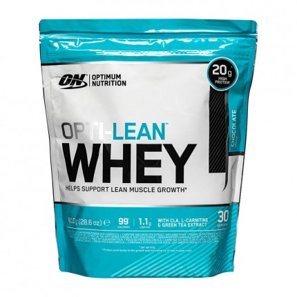 Optimum Nutrition Lean Whey Chocolate, Pulver