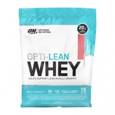Optimum Nutrition Lean Whey Strawberry, Pulver