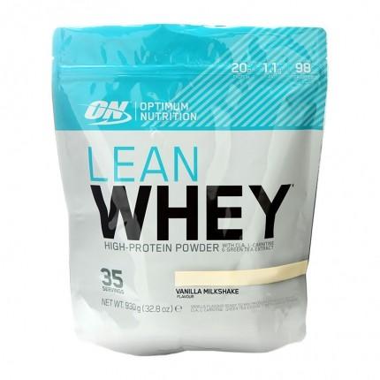 Optimum Nutrition Lean Whey Vanilla, Pulver