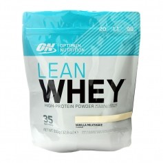 Optimum Nutrition Lean Whey Vanilla, Pulver