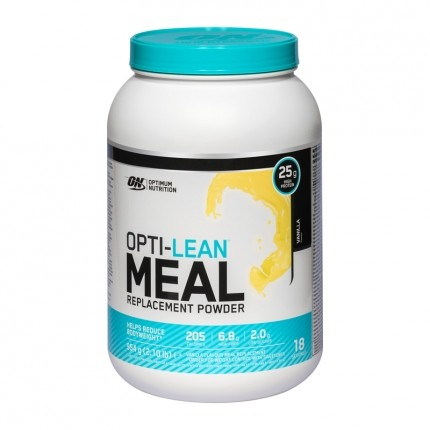 Optimum Nutrition Meal Replacement, Vanille