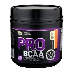 Optimum Nutrition Pro BCAA Peach Mango, Pulver
